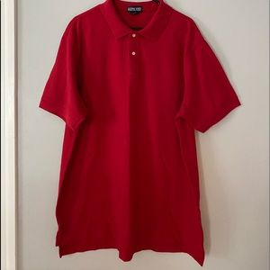 Lands'End Mens Polo Shirt Size XL